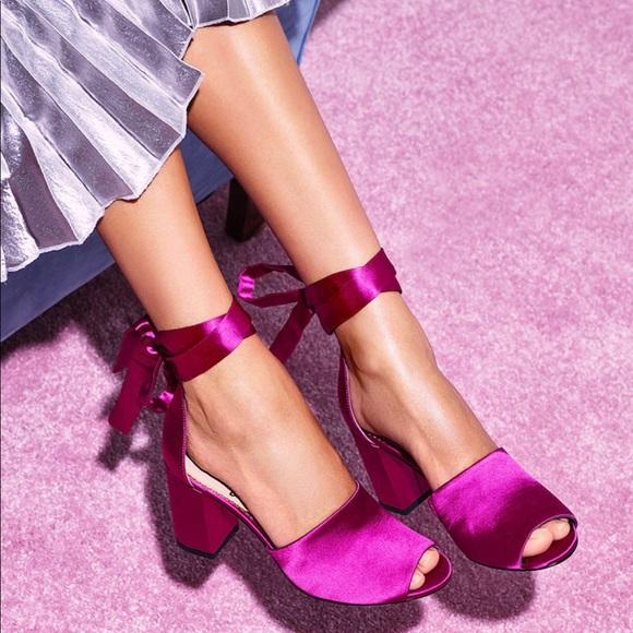 55e20008cf0f Sam Edelman Odele Hot Pink Heels